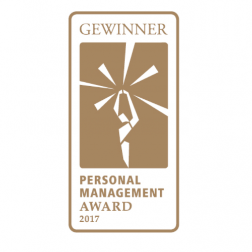 Personalmanagement Award 2017 Logo